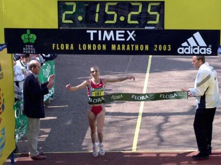 Marathon WR