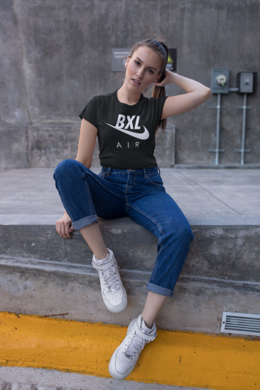 t-shirt-mockup-of-a-cute-girl-with-denim-urban-style-sitting-on-the-sidewalk-26279